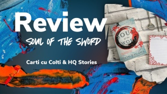 Blog tour: Review Soul of the sword by Julie Kagawa – Carti